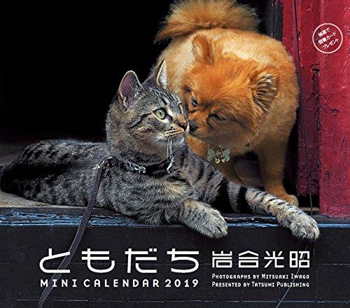 2019ミニカレンダー 岩合光昭 ともだち