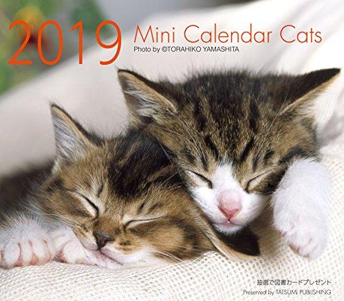 2019ミニカレンダー キャッツ
